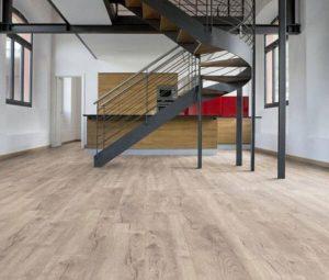 Led inbouwspots laminaat vloer